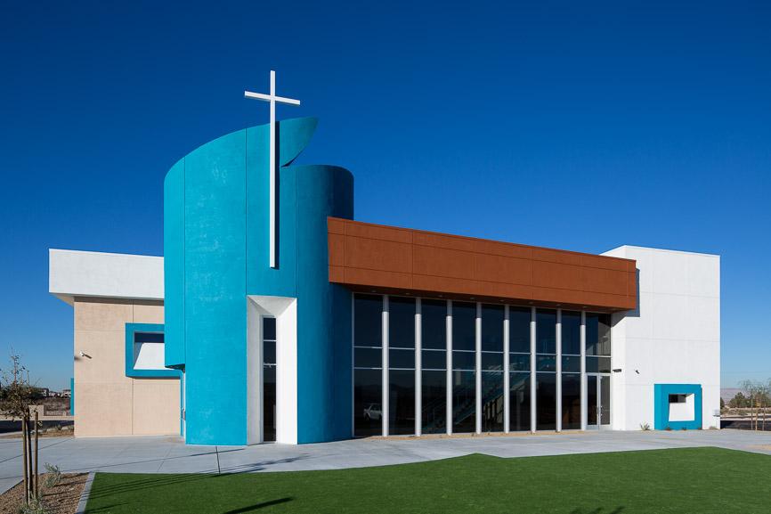 SHBC New Ground Up Church