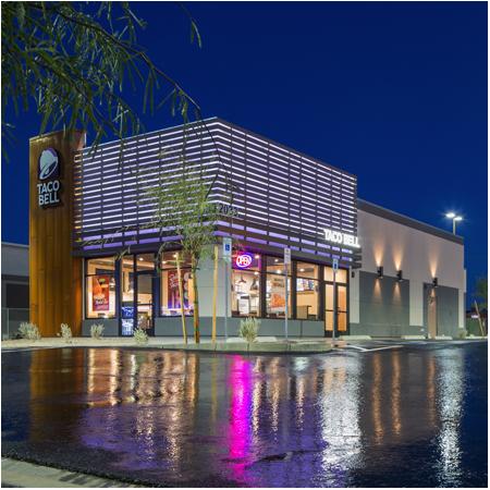 Taco Bell, Las Vegas, NV