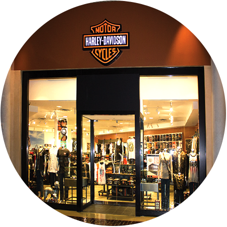 Harley Davidson Grand Canal Shoppes