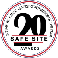 AGC/NCA Safe Site Award