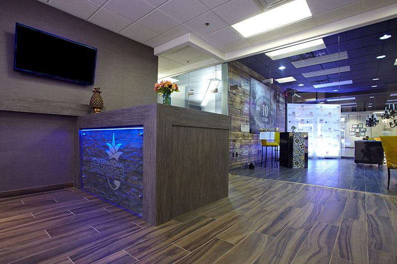Entry Intl School Hospitality Las Vegas Dc Building Group