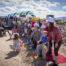 FCL Children help break ground March 18th