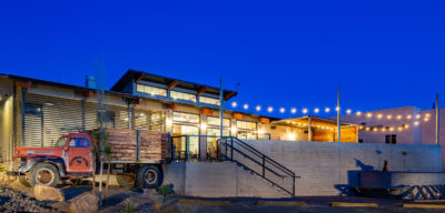 Cottonwood Station Eatery is a café and a cool pit-stop to be immersed in artistic ingenuity