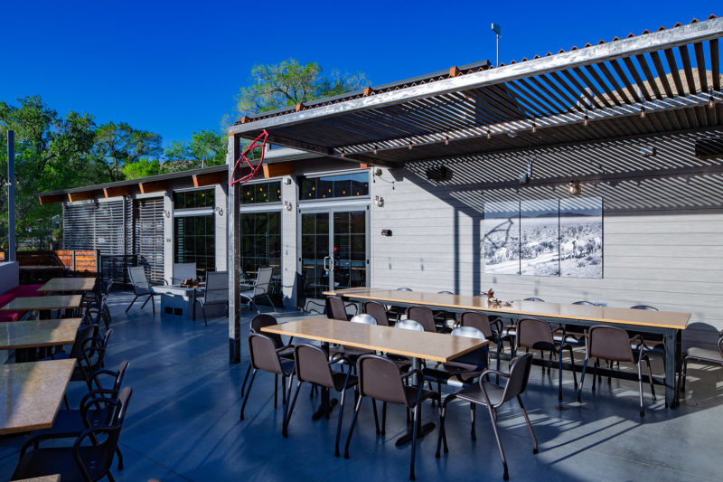 Exterior Cottonwood Eatery