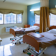 Mission Pines Nursing Center Care room