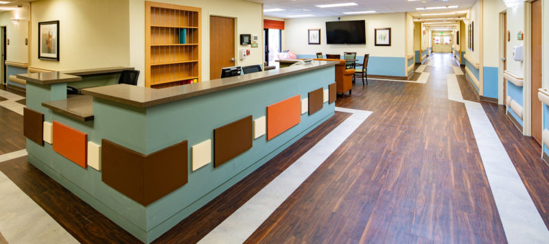 Mission Pines Nursing Rehab Center Station