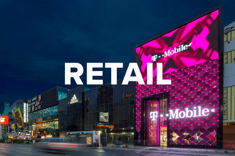Retail Project, T-Mobile