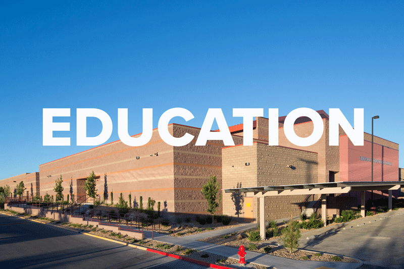 Education; Faith Lutheran Middle School & High School