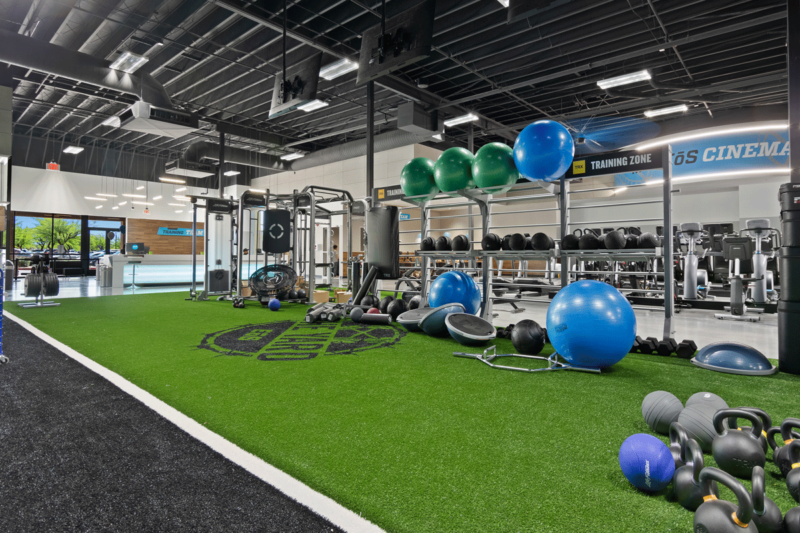 Eos Fitness Opens New Facility In Mesa Az Dc Building Group